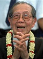 손산 캄보디아 전 총리 사망