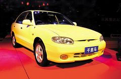 기아차, 국내 업체 최초로 중국형 신차 현지 합작생산
